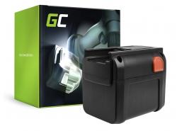Green Cell ® Batteria 8835-20 8839-20 per Gardena AccuCut 18-Li 400 450 EasyCut 50-Li ErgoCut 48-Li HighCut 48-Li