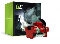 Green Cell ® Batteria per Gardena R38Li R50Li R80Li Husqvarna Automower 105 305 Flymo 1200R McCulloch ROB R1000 R800