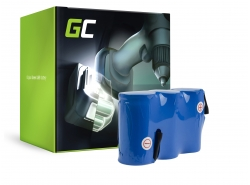 Batteria Green Cell (3.3Ah 3.6V) 302768 8800-00.630.00 per Gardena 45 8808-20 08800-20 8800-20 8808-20 8810-20 9011955-01