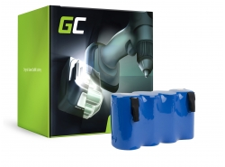 Green Cell ® Batteria per Gardena Accu 75 8802-20 8816-20 8818-20