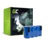 Batteria Green Cell (3.3Ah 4.8V) 8802-00.630.00 per Gardena Accu 75 8816 8802-20 8816-20 8818-20 08802-20 08816-20