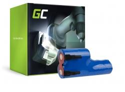 Green Cell ® Batteria per Gardena Accu 3 Bosch AGS 8 8-ST 50