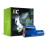 Batteria Green Cell (3Ah 3.6V) 1 609 200 913 2500-00.630.00 per Gardena Accu 3 Bosch AGS 8 8-ST 50