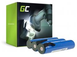 Green Cell ® Batteria per Gardena Accu 6 ST 6 Bosch AGS10-6 AGS 70 AHS 18