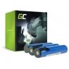 Batteria Green Cell (3.3Ah 7.2V) 02505-00.620.00 2505-00.620.00 per Gardena Accu 6 ST 6 Bosch AGS10-6 AGS 70 AHS 18