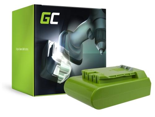 Green Cell® Batteria (2Ah 24V) 2902707 2902807 G24 G24B2 G24B4 per GreenWorks 24V Series 2000007 2100007 2201207 2402207 3801107