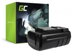 Green Cell ® Batteria Energy Flex 36V per AL-KO 38.4 LI Comfort GT HT LB 36 Li Moweo 38.5 42.5 46.5 Li