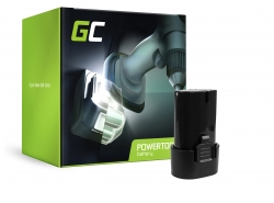 Green Cell ® Batteria BL7010 BL0715 per Makita CL070 CL072 DF010 DF012 TD020 TD021 TD022