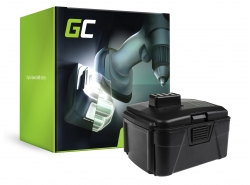 Green Cell ® Batteria CB120L BPL-1220 RB12L13 per Ryobi BID1201 CD100 CR1201 HJP001 HJP002 HJP003 HJP004