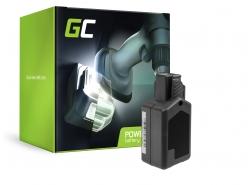 Green Cell ® Batteria 7420096 Power Pack 3 per Wolf-Garten GT 815 GTB 815 HSA 45 V