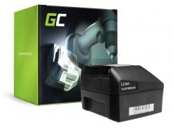Green Cell ® Batteria per FEIN ABLK ABLS 1.3 1.6 ABS ABSS AFMM ASB ASCM ASCS ASCT ASM ASW 14
