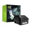Batteria Green Cell (3Ah 14.4V) 92604160020 92604164020 per FEIN ABLK ABLS 1.3 1.6 ABS ABSS AFMM ASB ASCM ASCS ASCT ASM ASW 14