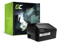 Green Cell ® Batteria per FEIN ABOP AWBP 10 ABS AFMM AFSC ASB ASCD ASCM ASCT ASW 18