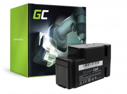 Green Cell ® Batteria WA3225 WA3565 per Worx Landroid M800 M100 L1500 L2000 WG790 WG791 WG792 WG794 WG796 WG797