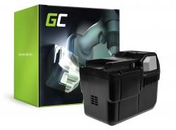 Green Cell ® Batteria BSL 3620 BSL 3626 per Hitachi CG 36DL CS 36DL DH 36DL ML 36DL RB 36DL