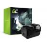 Batteria Green Cell (3Ah 25.2V) 328033 328034 BSL 2530 BSL2530 BSH2420 per Hitachi DH25DAL DH25DL DH24DVC SDS