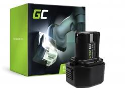 Green Cell ® Batteria BCC715 EB712S EB714S EB7 per Hitachi DN10DSA NR90GC WH6DC