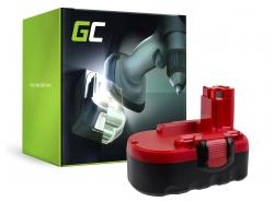 Green Cell ® Batteria BAT025 BAT160 BAT180 per Bosch PSR 18 VE-2 GSB 18 VE-2 GSR 18 VE-2 PSB 18 VE-2