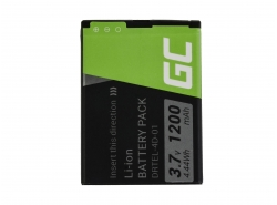Green Cell ® Batteria BS-01 BS-02  per myPhone 1075 Halo 2