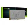 Batteria Green Cell T4450E per Samsung Galaxy Tab 3 8.0 T310 T311 T315 SM-T310 SM-T311 SM-T315