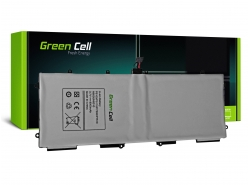 Batterie Green Cell ® SP3676B1A per Samsung Galaxy Tab 10.1 P7500 P7510, Tab 2 10.1 P5100 P5110, Note 10.1 N8000 N8010