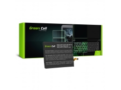 Green Cell ® Batteria EB-BT111ABE EB-BT115ABC per Samsung Galaxy Tab 3 Lite T110 T113 T116 Neo T111