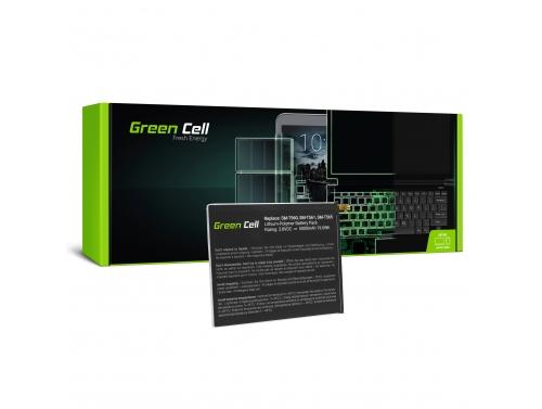 Batteria Green Cell EB-BT561ABA EB-BT561ABE per Samsung Galaxy Tab E 9.6 T560 T561 SM-T560 SM-T561