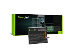 Green Cell ® Batteria EB-BT280ABA EB-BT280ABE per Samsung Galaxy Tab A 7.0 Galaxy Tab E 7.0 T280 T285