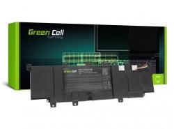 Green Cell Batteria C21-X502 C31-X502 per Asus F502C F502CA X502C X502CA VivoBook S500C S500CA