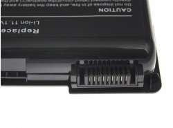 Batteria Green Cell ® BTY-L74 per Portatile Laptop MSI A6000 CR500 CR600 CR700 CX500 CX600