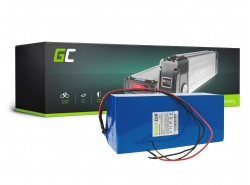 Accumulatore Batteria Green Cell Battery Pack 36V 14.5Ah 522Wh per Bici Elettrica E-Bike Pedelec