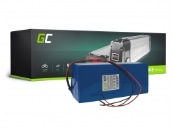 Accumulatore Batteria Green Cell Battery Pack 48V 17.4Ah 835Wh per Bici Elettrica E-Bike Pedelec