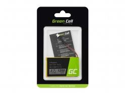 Green Cell ® Batteria 361-00019-11 361-00019-16 per GPS Garmin Edge 605 705 Nuvi 200 285WT 710 1300 1350T