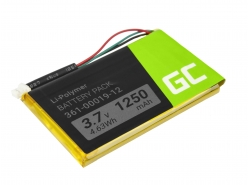 Green Cell ® Batteria 361-00019-11 361-00019-16 per GPS Garmin Edge 605 705 Nuvi 200 285WT 710 1300 1350T