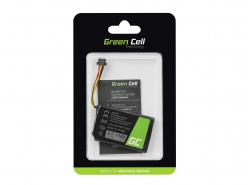 Green Cell ® Batteria VFAD AHA11111008 per GPS TomTom 4FL50 Go 5100 6100 PRO TRUCK 5250 Trucker 6000