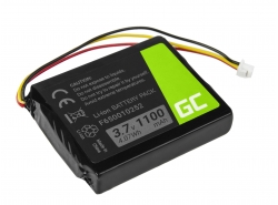 Green Cell ® Batteria F650010252 per GPS TomTom One V1 V2 V3 XL Europe Regional Rider