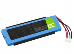 Green Cell ® Batteria per JBL Flip 3 altoparlante