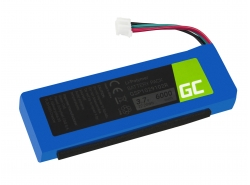 Green Cell ® Batteria per JBL Charge 2, 2+, 3 altoparlante