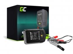 Universale Caricabatterie Green Cell per Batterie-AGM, UPS, Moto AGM 2V / 6V / 12V (0.6A)