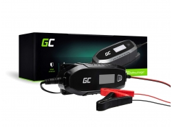 Green Cell Caricabatterie Intelligente per auto AGM 6/12V