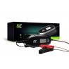 Automatico Caricabatterie Green Cell per Auto, Moto 6 / 12V (4A) con diagnostica intelligente