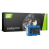 Green Cell® Batteria (4.5Ah 6V) RB001 per Ecovacs D66 D68 D73 D76 D650 D660 D680 D710 D720 D730 D760