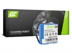 Green Cell® Batteria (2Ah 3.6V) Type141 per AEG Electrolux Junior 2.0
