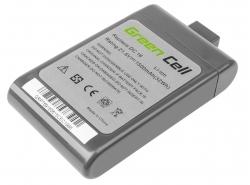 Batteria Green Cell ® per Aspirapolvere Dyson DC-16