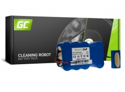 Batteria Green Cell (3Ah 18V) FD9403 751993 per aspirapolveres Bosch BBHMOVE4 BBHMOVE4N BBHMOVE5 BBHMOVE5AU BBHMOVE6
