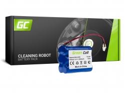 Green Cell® Batteria (2.5Ah 7.2V) 4408927 per iRobot Braava / Mint 320 321 4200 4205