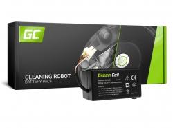 Batteria Green Cell (3Ah 14.4V) DJ43-00006B per aspirapolvere Samsung NaviBot SR8930 SR8940 SR8950 SR8980 SR8981 SR8987 SR8988