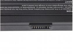 Batteria Green Cell ® AA-PB4NC6B AA-PB2NX6W per Portatile Laptop Samsung NP-P500 NP-R505 NP-R610 NP-SA11 NP-R510 NP-R700 NP-R560