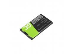 Batteria BL-5J per Nokia Asha 302 Lumia 520 5800 5230 302