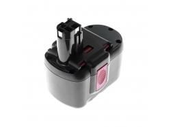 Batteria per avvitatore BTP1005 BAT031 per Bosch 1645 GKG 24V